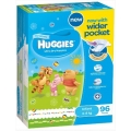 Huggies Infant Jumbo - Carton of 96 nappies