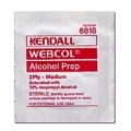 Kendall Alcohol Prep Pads