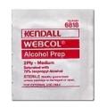 Kendall Alcohol Prep Pads