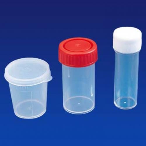 urine/sputum specimen containers, 50 mls, Skeleton