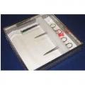 Split Foam Sterilisation Tray Block (bx 200)